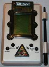 LCD Pool the  Handheld Electronic Game