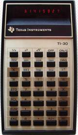 TI-30 the  Calculator