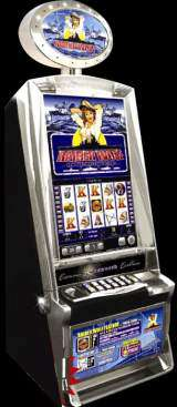 Raider Wolf the  Slot Machine