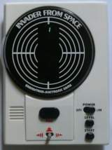 Invader from Space the  Handheld Electronic Game