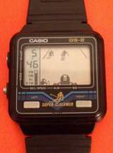 Super Slalomer [Model GS-2] the  Watch (Electronic Game)