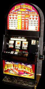 Ride to Riches the  Slot Machine