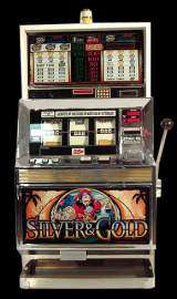 Silver & Gold the Slot Machine