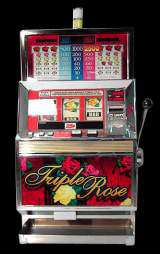 Triple Rose [3-Coin Multiplier] the  Slot Machine