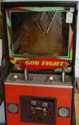 Gun Fight [Model 597] the Arcade Video game