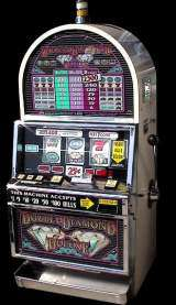 Double Diamond Deluxe [Model 186A] the  Slot Machine