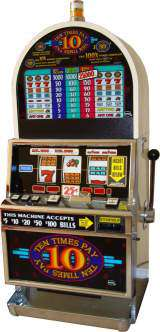 Ten Times Pay [3-Coin Multiplier] machine