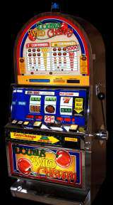 Double Wild Cherry [Model 195A] the Slot Machine