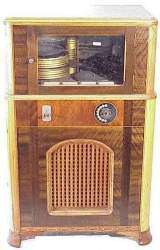 Wurlitzer Simplex [Model P-10] the  Jukebox