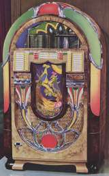The Peacock [Model 850] the  Jukebox