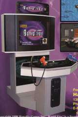 Rapid Fire the  Arcade Video Game PCB