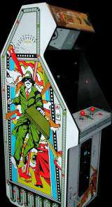 Agent X the  Arcade Video Game