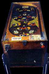 Captain Kidd the Coin-op Pinball
