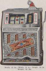 Baby Bell Front Vender [Style 18-A] the  Slot Machine