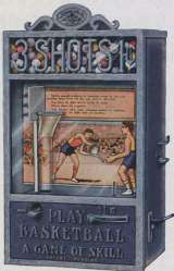 Play Basket Ball [3-Shot model] the  Vending Machine