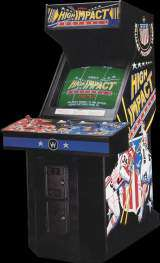High Impact Football Arcade Video Game By Williams