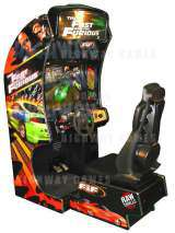 The Fast and the Furious the  Arcade PCB