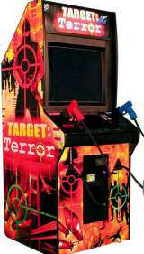 Target: Terror [Model 27] the Arcade Video game