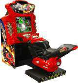 The Fast and the Furious - Super Bikes the Arcade Video Game