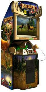 Big Buck Hunter Pro the Arcade Video Game