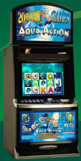 Aqua Action the  Slot Machine