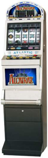 Alcatraz the Slot Machine