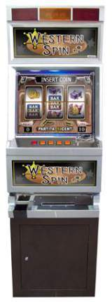 Western Spin the  Slot Machine