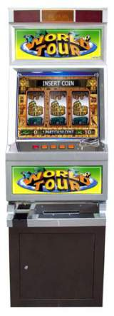 World Tour the Slot Machine