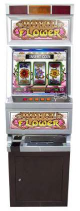 Royal Flower the Slot Machine
