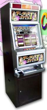 Flower Spin I the  Slot Machine