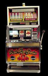 Red Hot Genies the  Slot Machine
