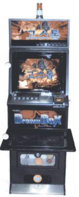 Ace GOSTOP the Arcade Video game