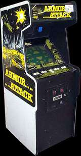 Armor Attack the Arcade Video Game