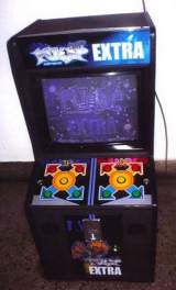 Pump It Up Extra the  Arcade Video Game