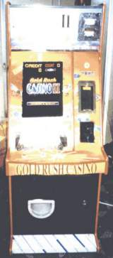 Gold Rush Casino II the  Medal Game