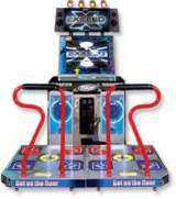 Pump It Up The Exceed: The International 5th Dance Floor the  Arcade PCB