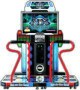 Pump It Up NX New Xenesis the  Arcade Video Game PCB