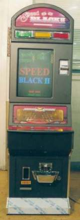 Speed Black II the Coin-op Medal Game