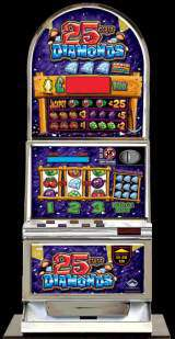 25 Carat Diamonds the Slot Machine