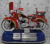 Lenaerts Indian Chief Motorcycle the Coin-op Kiddie Ride