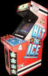 Hit the Ice - The Video Hockey League the  Arcade PCB