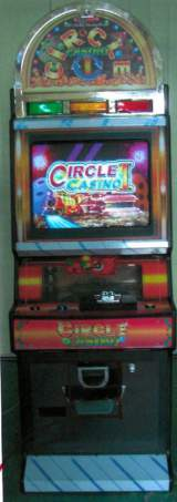 Circle Casino I the Coin-op Medal game