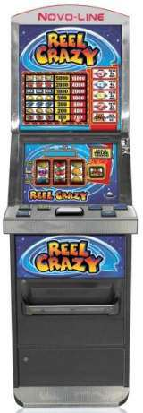 Reel Crazy the  Slot Machine