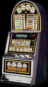 Diamond Dollars the  Slot Machine