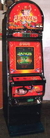 Janus the Coin-op Medal Game