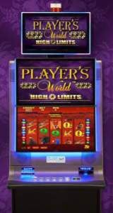 Player's World High limits the Slot Machine