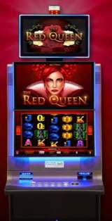 The Red Queen the  Slot Machine