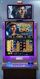 Songs of Eros - Wonderful By Night the Slot Machine
