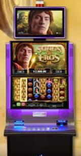 Songs of Eros - Beautiful by Day the  Slot Machine