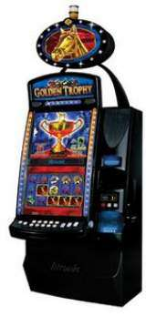 Golden Trophy the Slot Machine